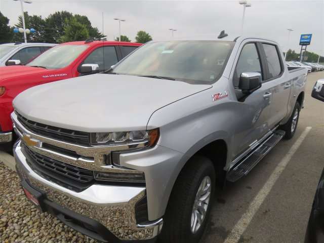 2019 Silverado 1500 Crew Cab 4x4,  Pickup #D64158 - photo 1
