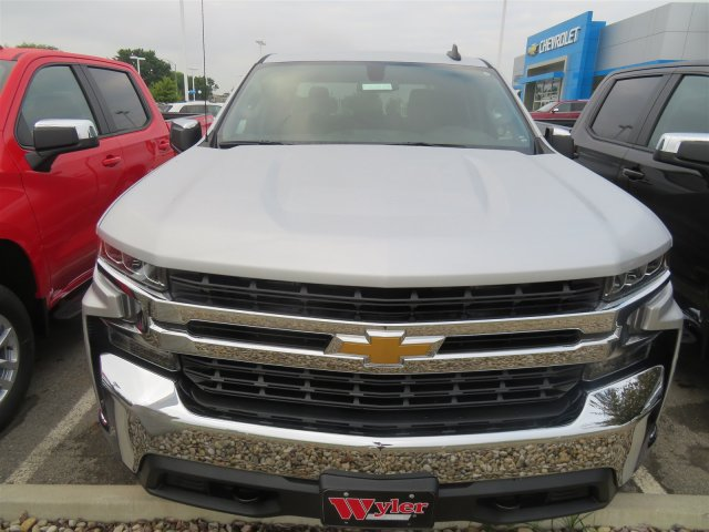 2019 Silverado 1500 Crew Cab 4x4,  Pickup #D64158 - photo 3