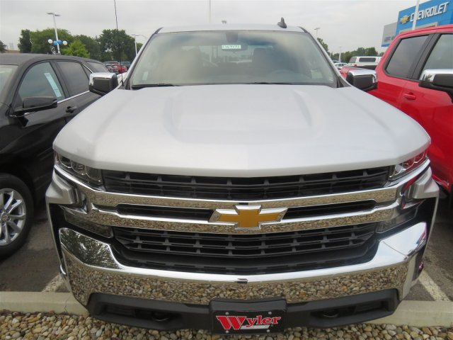 2019 Silverado 1500 Crew Cab 4x4,  Pickup #D64181 - photo 3