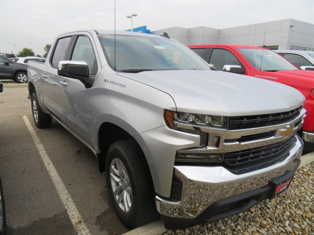 2019 Silverado 1500 Crew Cab 4x4,  Pickup #D64181 - photo 5