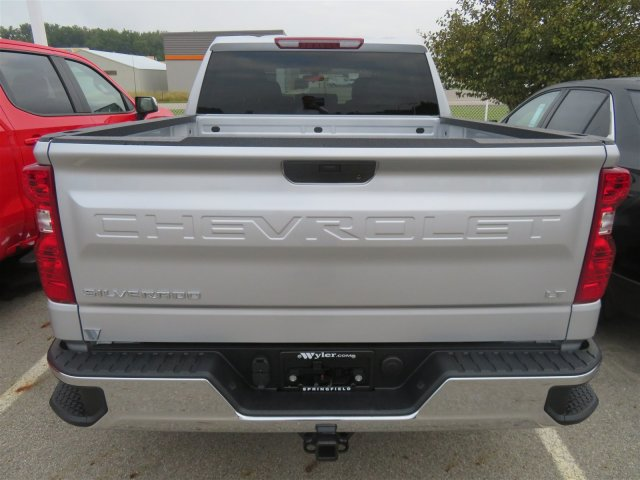 2019 Silverado 1500 Crew Cab 4x4,  Pickup #D64181 - photo 9