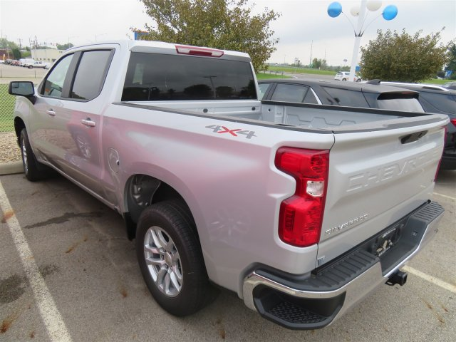 2019 Silverado 1500 Crew Cab 4x4,  Pickup #D64181 - photo 2