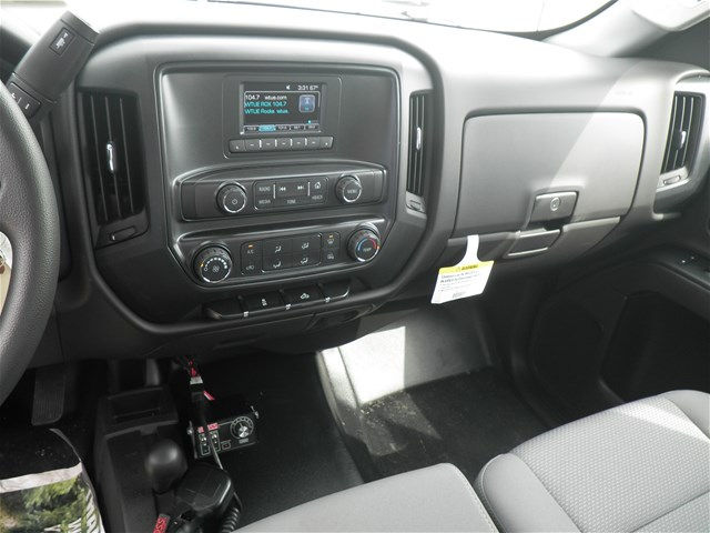 2016 Silverado 2500 Regular Cab 4x4, Pickup #D90137 - photo 13