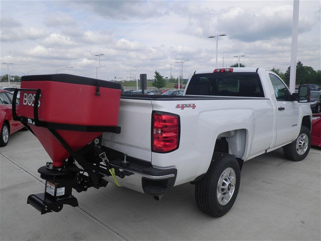2016 Silverado 2500 Regular Cab 4x4, Pickup #D90137 - photo 6