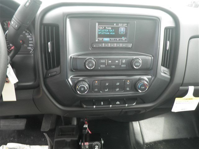 2016 Silverado 2500 Regular Cab 4x4 Pickup #D90137 - photo 7