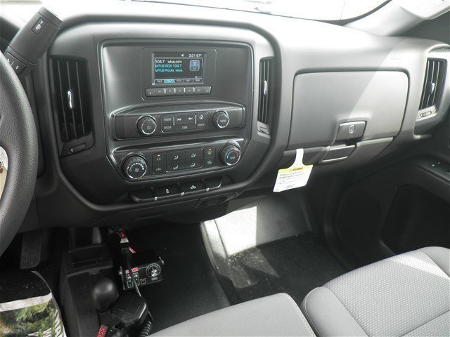 2016 Silverado 2500 Regular Cab 4x4 Pickup #D90137 - photo 8