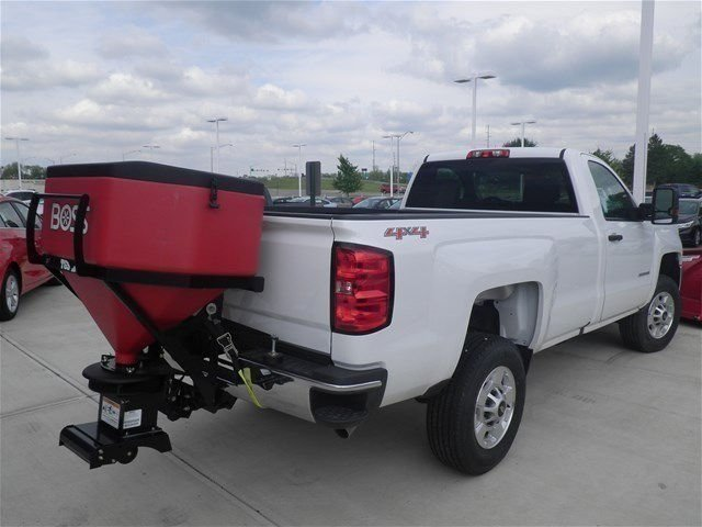 2016 Silverado 2500 Regular Cab 4x4 Pickup #D90137 - photo 12