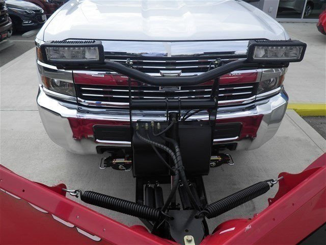 2016 Silverado 2500 Regular Cab 4x4 Pickup #D90137 - photo 13