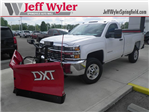 2016 Silverado 2500 Regular Cab 4x4, Pickup #D90137 - photo 1