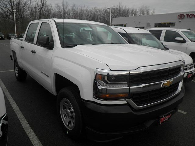 2017 Silverado 1500 Crew Cab 4x4, Pickup #D90153 - photo 4