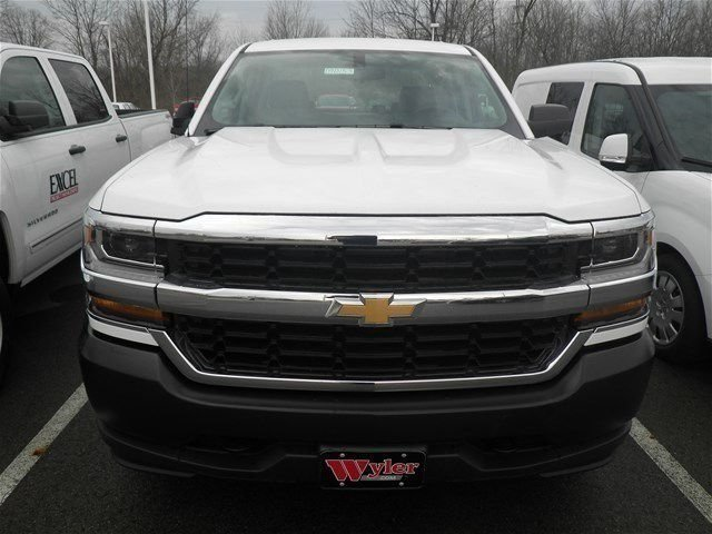 2017 Silverado 1500 Crew Cab 4x4, Pickup #D90153 - photo 7