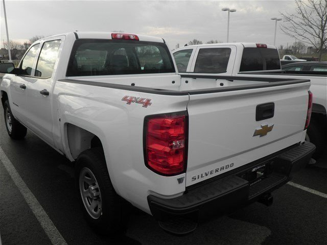 2017 Silverado 1500 Crew Cab 4x4 Pickup #D90153 - photo 2