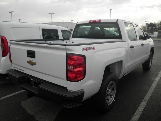 2017 Silverado 1500 Crew Cab 4x4,  Pickup #D90153 - photo 5
