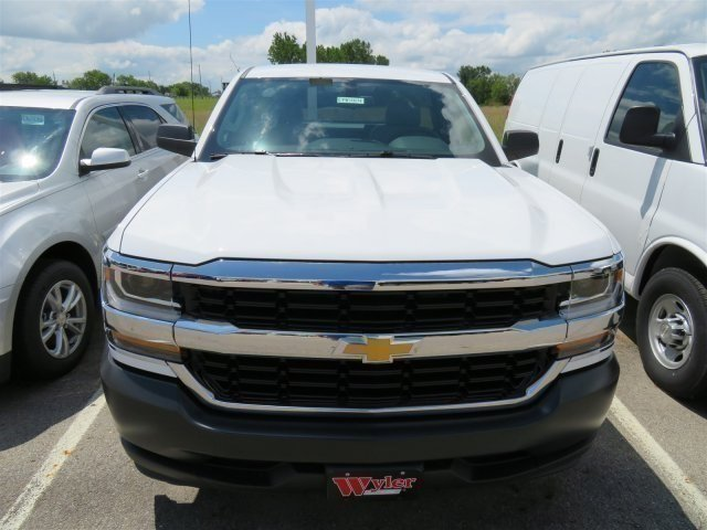 2017 Silverado 1500 Regular Cab 4x2,  Pickup #D90184 - photo 3