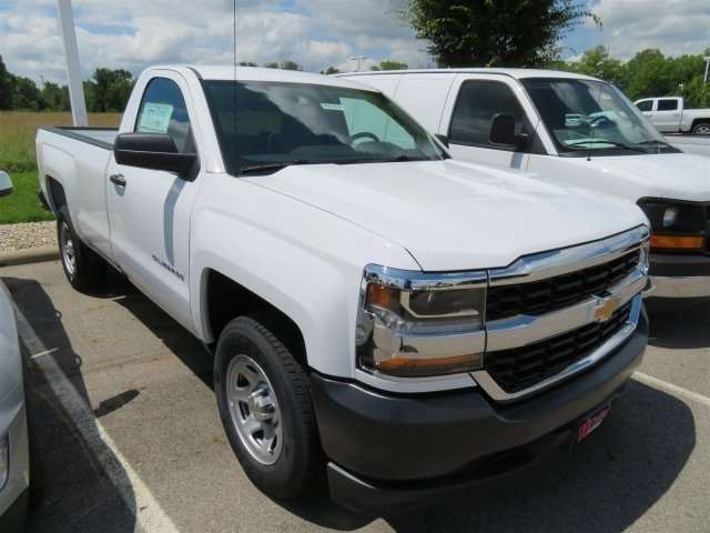 2017 Silverado 1500 Regular Cab 4x2,  Pickup #D90184 - photo 4