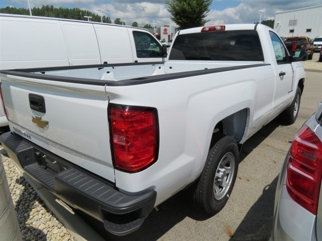 2017 Silverado 1500 Regular Cab 4x2,  Pickup #D90184 - photo 5
