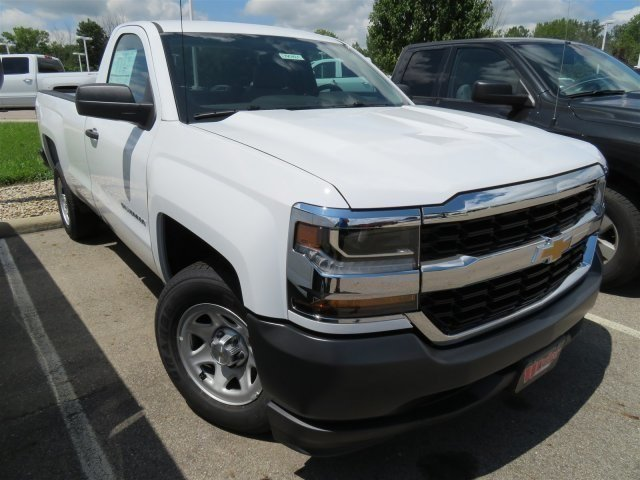 2017 Silverado 1500 Regular Cab Pickup #D90185 - photo 4