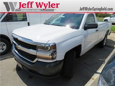 2017 Silverado 1500 Regular Cab Pickup #D90185 - photo 1