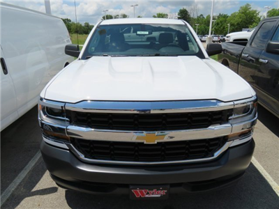 2017 Silverado 1500 Regular Cab Pickup #D90185 - photo 3