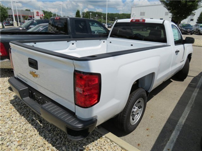 2017 Silverado 1500 Regular Cab Pickup #D90185 - photo 5