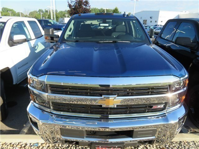 2017 Silverado 2500 Double Cab 4x4, Pickup #D90186 - photo 10