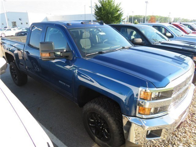 2017 Silverado 2500 Double Cab 4x4, Pickup #D90186 - photo 11