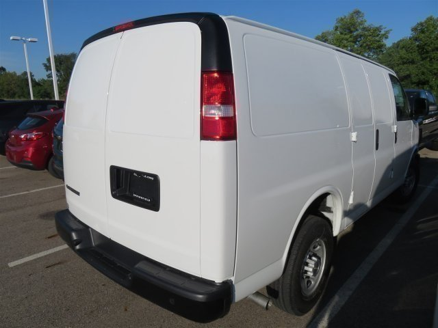 2017 Express 2500, Cargo Van #D90195 - photo 12