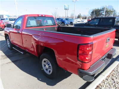 2018 Silverado 1500 Regular Cab,  Pickup #D90209 - photo 2
