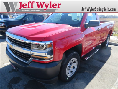 2018 Silverado 1500 Regular Cab,  Pickup #D90209 - photo 1