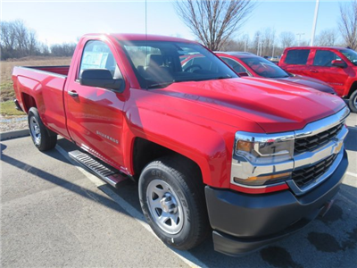 2018 Silverado 1500 Regular Cab,  Pickup #D90209 - photo 4