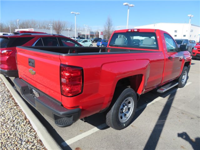 2018 Silverado 1500 Regular Cab,  Pickup #D90209 - photo 5