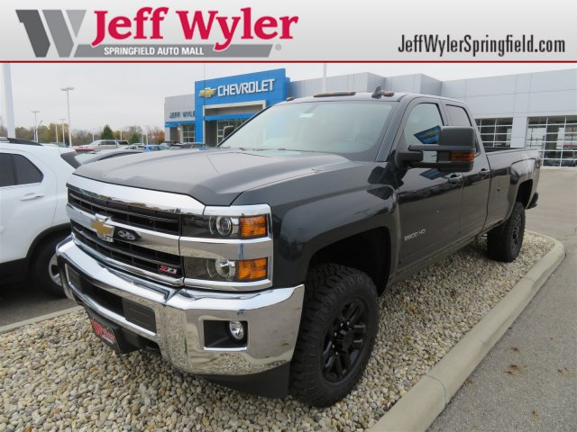 2018 Silverado 2500 Double Cab 4x4, Pickup #D90210 - photo 1