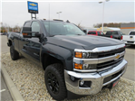 2018 Silverado 2500 Double Cab 4x4, Pickup #D90210 - photo 4