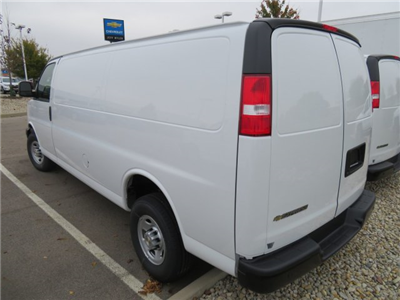 2017 Express 2500 Cargo Van #D90213 - photo 8