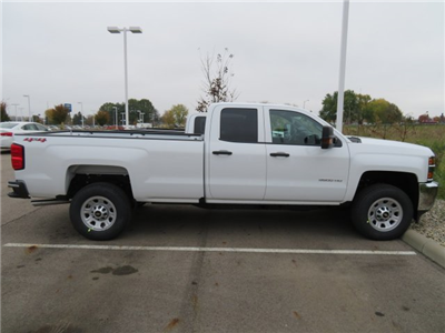 2018 Silverado 3500 Extended Cab 4x4 Pickup #D90214 - photo 4