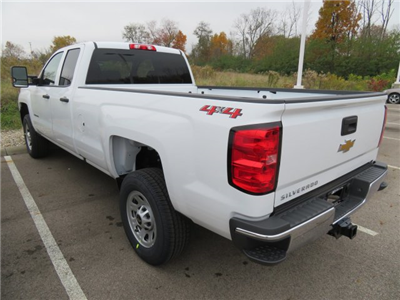 2018 Silverado 3500 Extended Cab 4x4 Pickup #D90214 - photo 2