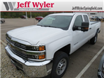 2018 Silverado 3500 Extended Cab 4x4 Pickup #D90214 - photo 1