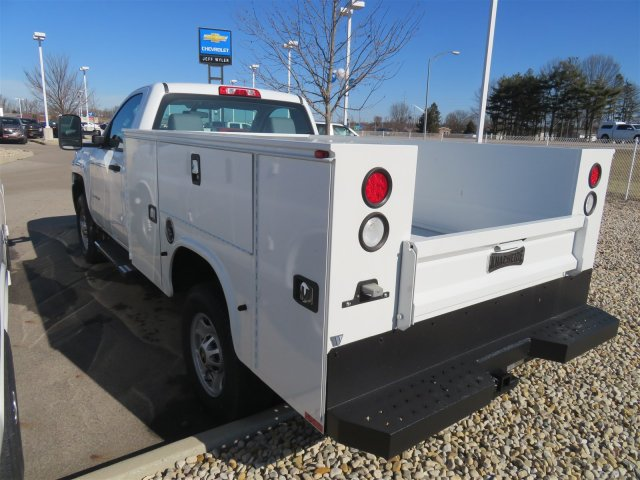 2017 Silverado 2500 Regular Cab 4x4, Service Body #D90216 - photo 2