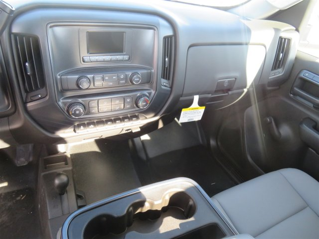 2017 Silverado 2500 Regular Cab 4x4, Service Body #D90216 - photo 13