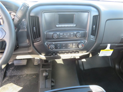 2017 Silverado 2500 Regular Cab 4x4, Service Body #D90216 - photo 12