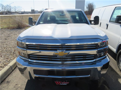 2017 Silverado 2500 Regular Cab 4x4, Service Body #D90216 - photo 3