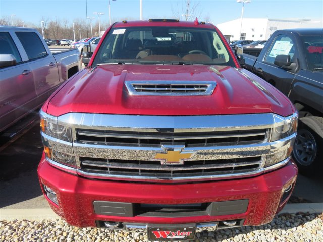 2018 Silverado 3500 Crew Cab 4x4, Pickup #D90217 - photo 3