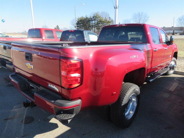 2018 Silverado 3500 Crew Cab 4x4, Pickup #D90217 - photo 5