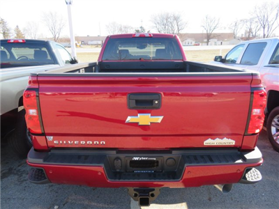 2018 Silverado 3500 Crew Cab 4x4, Pickup #D90217 - photo 6