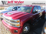 2018 Silverado 3500 Crew Cab 4x4,  Pickup #D90217 - photo 1