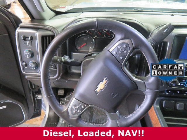 2018 Silverado 3500 Crew Cab 4x4,  Pickup #D90217A - photo 17