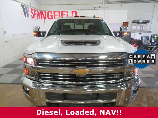 2018 Silverado 3500 Crew Cab 4x4,  Pickup #D90217A - photo 4