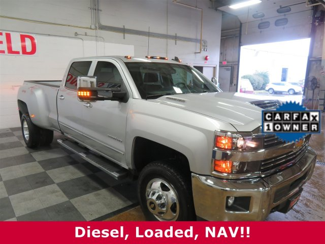 2018 Silverado 3500 Crew Cab 4x4,  Pickup #D90217A - photo 6