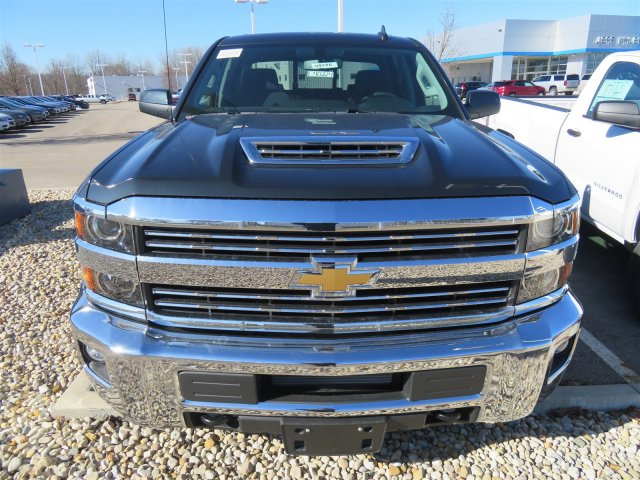 2018 Silverado 2500 Crew Cab 4x4, Pickup #D90224 - photo 3