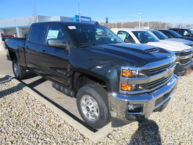 2018 Silverado 2500 Crew Cab 4x4, Pickup #D90224 - photo 4